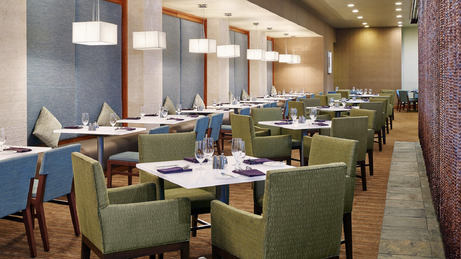 The Westin Atlanta Airport - Cecilia's Southern Table Restaurant