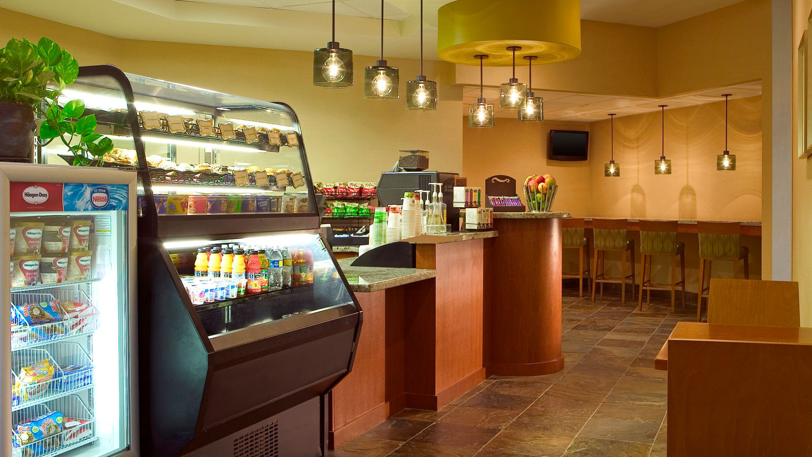 The Westin Atlanta Airport - Starbucks® grab n' go
